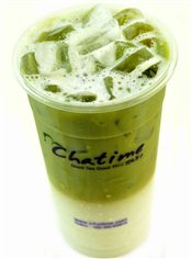 Matcha Tea Latte   $4.20