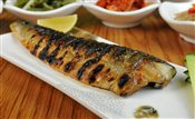 Broiled Mackerel Fish