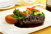 Grilled Australian Kangaroo Loin (Dinner)