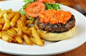 Sundried Tomato Lamb Burger