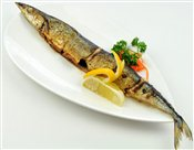Grilled Mackerel   $4.95