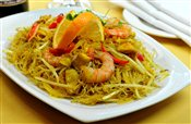 Spicy Singapore Vermicelli