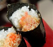 Spicy Tuna Roll Handroll