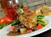 Roasted Chicken Supreme