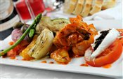 Seafood Antipasto Platter (for two)