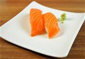 Salmon Sushi (Sake)