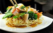 Cantonese Jup Woy Chow Mein/Lo Mein