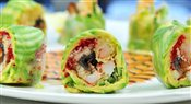 Shima Roll (8pcs sushi)