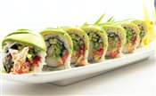 Dragon Roll (8pcs)   $7.95