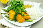 Hanoi Style Fish with Dill and vermicelli