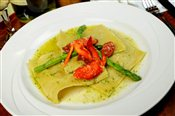 GIANT LOBSTER RAVIOLI