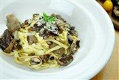 Wild Mushroom Linguini