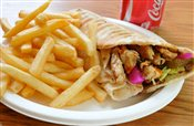 Chicken Shawarma Combo