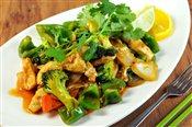 Basil Chicken (Gai Phad Krapao)