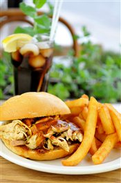 BBQ Chicken Sandwich   $7.95
