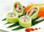 Caterpillar Roll (4 pcs)   $5.95