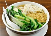 Won Ton Noodle Soup - Lunch & Late Night Menu