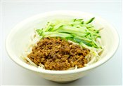 Noodles with Special Soybean Paste