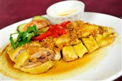 Hainanes Chicken