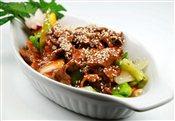 Sesame Beef, Szechwan Style