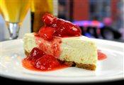 Homemade Plain Cheesecake