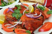 Tandoori Chicken Leg (2pcs)