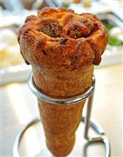 Meatball Zazzu (Pizza Cone)