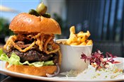 Beer Braised Short Rib Burger