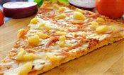 Hawaiian Pizza Slice (Before Tax)