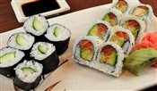 Crunch Maki Set (Lunch Special)