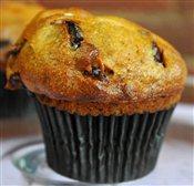 Sweet Potatoe Cranberry Muffin
