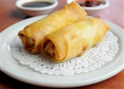 Vegetable Spring Rolls (2pcs)