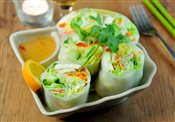 Thai Cold Spring Roll (Pho Pia Sod)