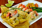 Shrimp Tamale