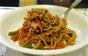 Cajun Chicken (Spaghetti)