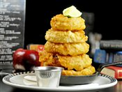 Spice Studded Onion Rings