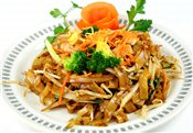 Pad See-EW (Fried Rice Noodles with Soya Sauce)