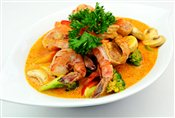 Thai Curry Seafood