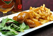 Currywurst Hot