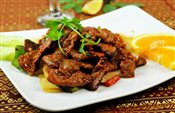 Thai Roast Beef (Neau Yang)