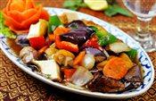 Spicy Eggplant (Pad-ma-kheua)