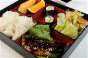 Salmon Teriyaki Dinner