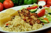 Chicken Souvlaki   $10.95
