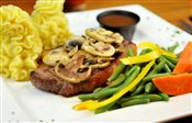 New York Strip Loin Steak