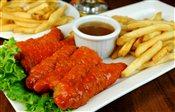 Chicken Fingers (Buffalo Style)