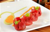 Tuna Dumplings   $13.95