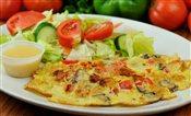 Veggie Omelette   $6.35