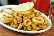 Cajun Calamari