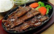 Beef Short Ribs Teppanyaki Combo