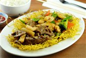 Cantonese Chow Mein Mixed   $9.75